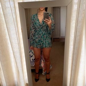 The Fifth Label Green Romper